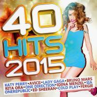 40 Hits 2015 – V.A. [320kbps]
