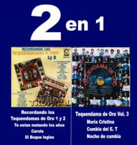 Tequendama de Oro – Vol 1, 2 y 3 (3 CDs) [256kbps]