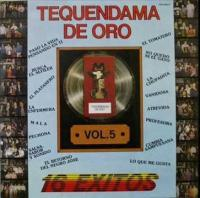Tequendama de Oro – Vol. 5 [256kbps]