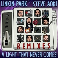 A light that never comes Remix – Linkin Park, Steve Aoki [160kbps]