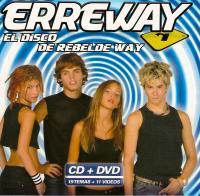 El disco de Rebelde Way – Erreway (2006) [256kbps]