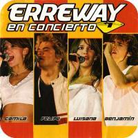 Erreway en Concierto – Erreway (2006) [128kbps]