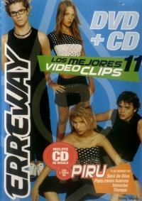 Los mejores videoclips 11 [CD] – Erreway (2004) [128kbps]