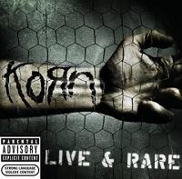 Live & Rare – Korn [128kbps]