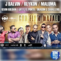Con Flow Mátalo – J Balvin, Reykon, Maluma [160kbps]