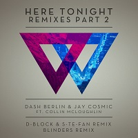 Here Tonight (Remixes Part 2) – Dash Berlin & Jay Cosmic feat. Collin Mcloughlin [FLAC]