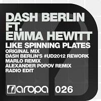 Like Spinning Plates – Dash Berlin feat. Emma Hewitt [FLAC]