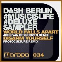 #Musicislife #Deluxe (Sampler 2) – Dash Berlin [FLAC]