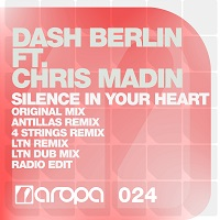 Silence In Your Heart – Dash Berlin feat. Chris Madin [FLAC]