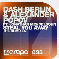 Steal You Away (The Remixes) – Dash Berlin & Alexander Popov feat. Jonathan Mendelsohn [FLAC]