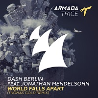 World Falls Apart (Thomas Gold Remix) – Dash Berlin feat. Jonathan Mendelsohn [FLAC]