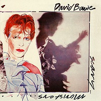 Scary Monsters [Reissue 1992] – David Bowie [320kbps]