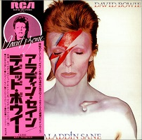 Aladdin Sane (Japan Edition) – David Bowie [320kbps]