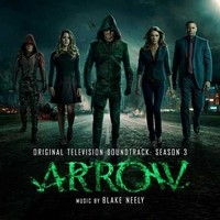 Arrow Original Television Soundtrack: Season 3 – Blake Neely [160kbps]