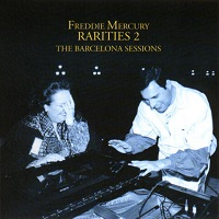 Freddie Mercury Rarities 2: The Barcelona Sessions – Freddie Mercury [180-210kbps]