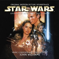 Star Wars Episode II – Attack of the Clones – Original Motion Picture Soundtrack – John Williams [320kbps]