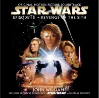 Star Wars Episode III – Revenge of the Sith – Original Motion Picture Soundtrack – John Williams [320kbps]