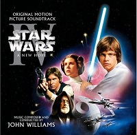 Star Wars Episode IV – New Hope – Original Motion Picture Soundtrack – John Williams [320kbps]