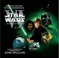 Star Wars Episode VI – Return Of The Jedi – Original Motion Picture Soundtrack – John Williams [320kbps]