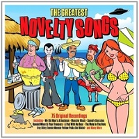 The Greatest Novelty Songs – V. A. [320kbps]