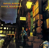 The Rise and Fall of Ziggy Stardust and the Spiders from Mars – David Bowie [320kbps]