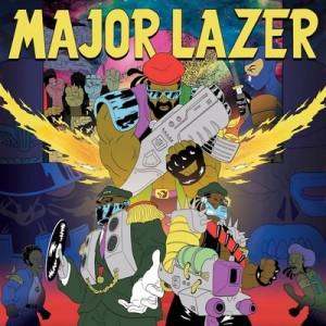 Free The Universe – Major Lazer (2013) [320kbps]