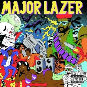 Guns Don't Kill People…Lazers Do – Major Lazer (2009) [320kbps]