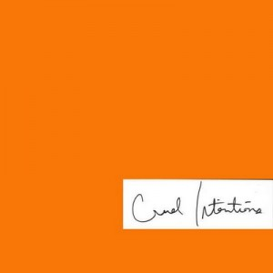Cruel Intentions [CD Single] – JMSN [320kbps]