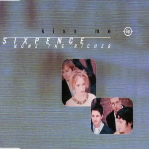 Kiss Me [CD Single] – Sixpence None the Richer [320kbps]