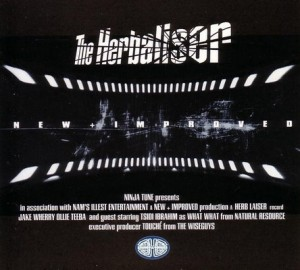 New & Improved / Theme From Control Centre – The Herbaliser [FLAC]