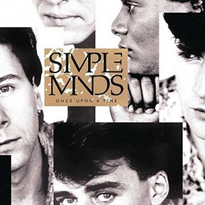 Once Upon A Time (Remastered Deluxe Edition) – Simple Minds [320kbps]