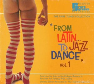 From Latin to Jazz Dance, Volume 1 – V. A. [320kbps]