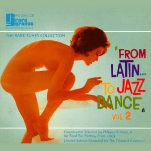 From Latin to Jazz Dance, Volume 2 – V. A. [320kbps]