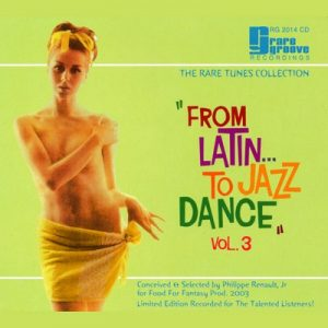 From Latin to Jazz Dance, Volume 3 – V. A. [FLAC]
