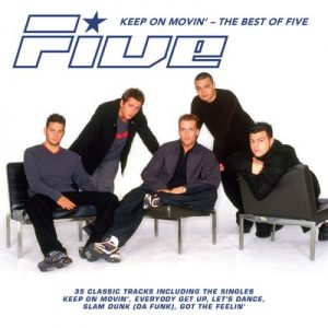 Keep on Movin': The Best of Five – Five [320kbps]