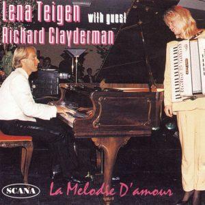 La melodie d'amour – Lena Teigen & Richard Clayderman [FLAC]