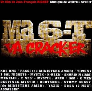 Ma 6-T VA Crack-Er (OST) – V. A. [FLAC]
