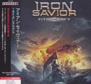 Titancraft [Japanese Edition] – Iron Savior [320kbps]