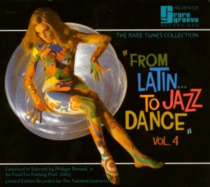 From Latin to Jazz Dance, Volume 4 – V. A. [FLAC]