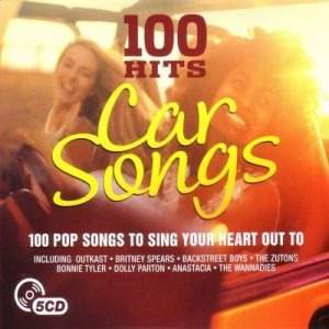 100 Hits Car Songs (5CD) – V. A. [320kbps]