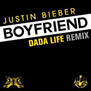 Boyfriend (Dada Life Remix) (Single) – Justin Bieber [320kbps]