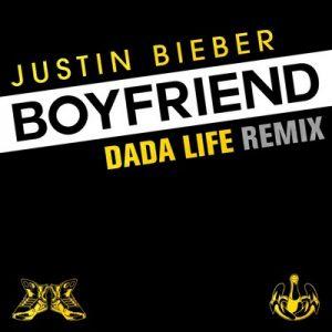 Boyfriend (Dada Life Remix) (Single) – Justin Bieber [320kbps]