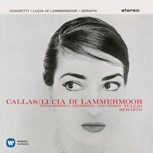 Gaetano Donizetti Lucia di Lammermoor (1959 / 2014) – Maria Callas, Philharmonia Orchestra, Tullio Serafin [24bit]