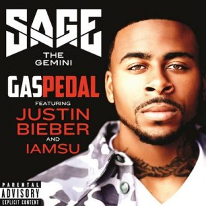 Gas Pedal (Remix) (Sage The Gemini) (Single) – IamSu feat. Justin Bieber [320kbps]