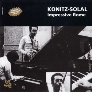 Impressive Rome – Konitz & Solal [FLAC]