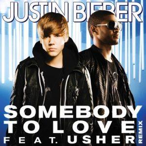 Somebody To Love (Remix) (CD Single) – Justin Bieber feat. Usher [320kbps]
