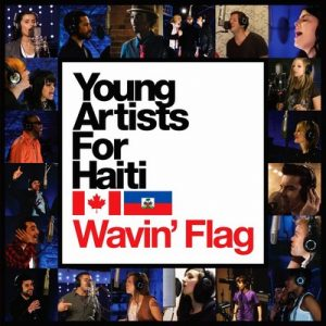 Wavin' Flag (Young Artists For Haiti) (CD Single) – Justin Bieber [320kbps]