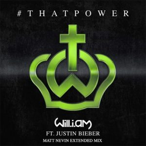 #thatPOWER (Matt Nevin Extended Mix) (Single) – Will.i.am feat Justin Bieber [320kbps]