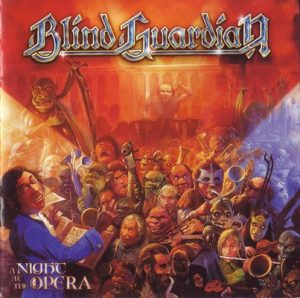 A Night At The Opera – Blind Guardian [24bit]