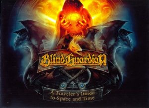A Traveler's Guide to Space and Time (15 CD's Box-set) – Blind Guardian [320kbps]